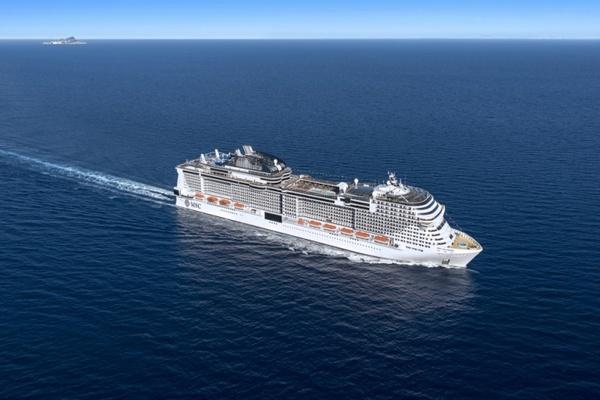 Najam Jahte: Krstarenje Amerika